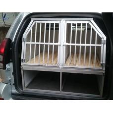 Подставка в багажник под клетку